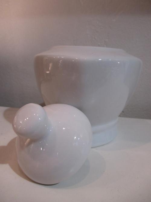 Sucrier / Boite Matériau : Céramique
