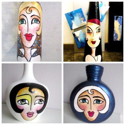 Vases / Vasi / Vases