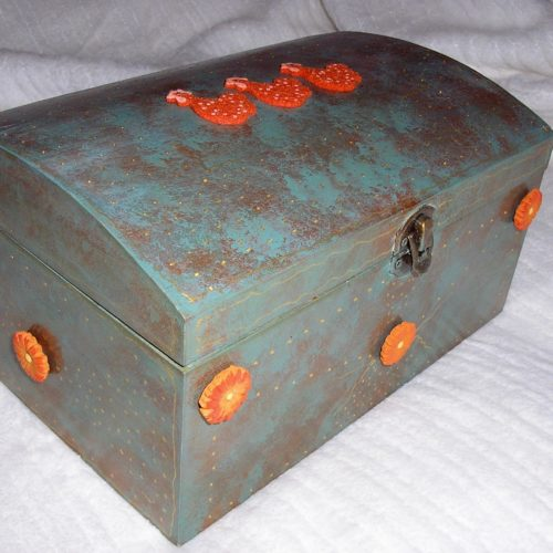 Pots et Boites / Vassoi/ Boxes