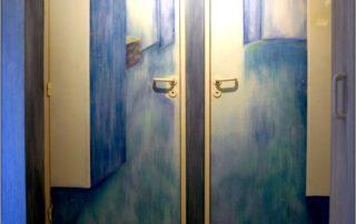 Trompe l'oeil effect by stefaline